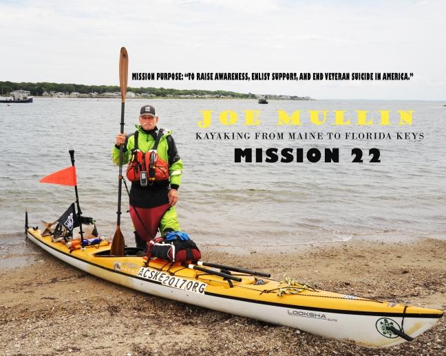 Joe Mullin Mission 22